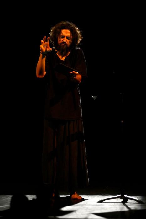 Fernando Alves PInto, Canto 10, Iliadahomero – Fotografia Gilson Camargo