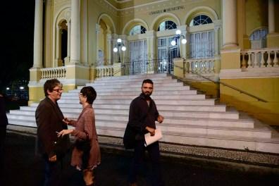 Ilíada, Canto 16, Richard Rebelo - Câmara Municipal de Curitiba - Foto Gilson Camargo