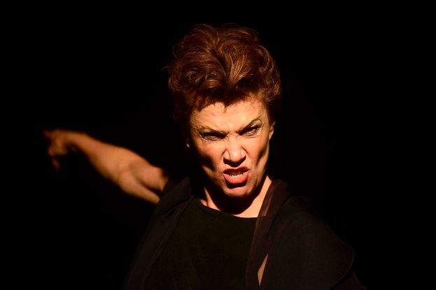 Odisseia, Canto 16 - Raquel Rizzo - Cia Iliadahomero - Foto Gilson Camargo