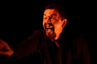 Marcio Mattana – Odisséia, Canto 8 – Cia Iliadahomero de Teatro – Foto Gilson Camargo